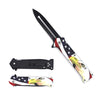 "KS 1024-EG 4.5"" Assist-Open Knife -USA Flag Eagle Print Handle"