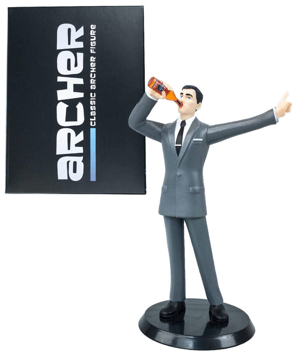 Classic Archer Collectible Figure - Loot Crate Exclusive
