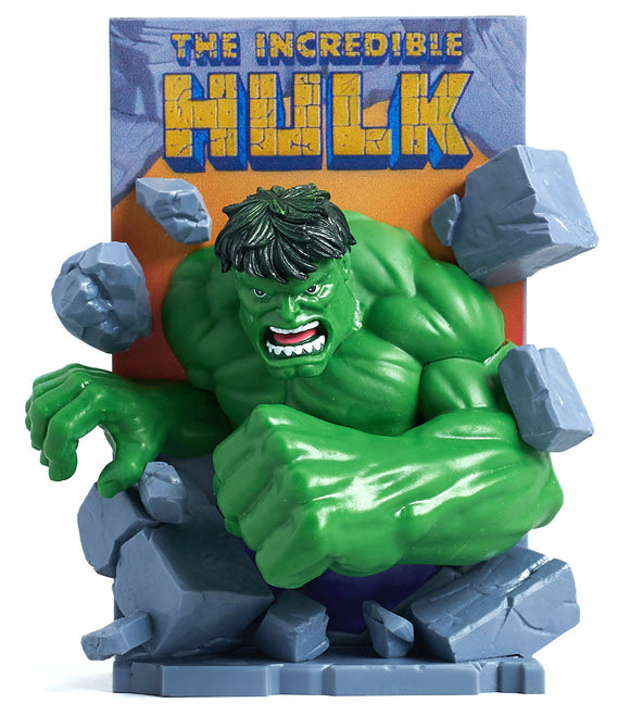 The Incredible Hulk Collectible Figure 3D Comic Standee