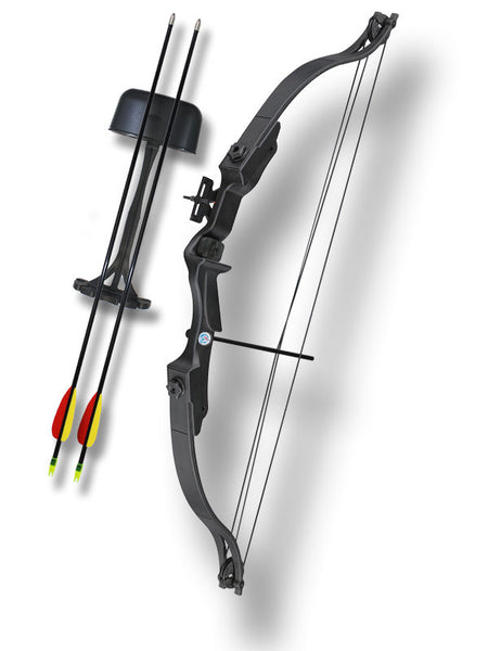 MK CB006-BK Archery Bow and Arrows