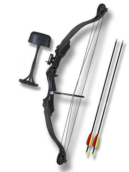 MK CB010-BK Archery Bow and Arrows