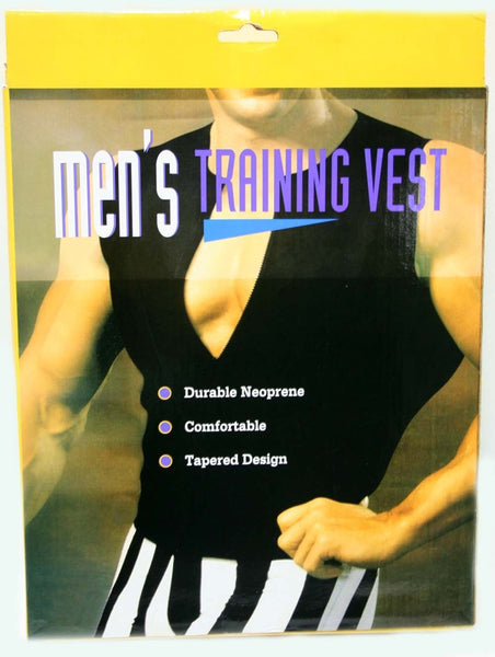 MNV 111 Sculpted Neoprene Men's Training Vest