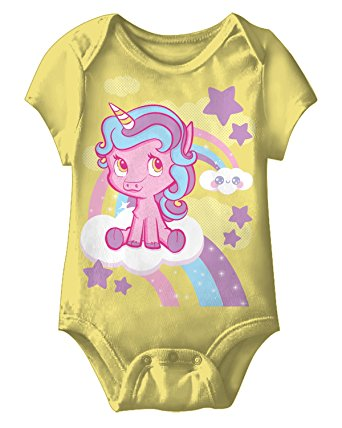 Sky Magic Unicorn Infant Onesie
