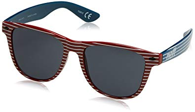 Neff Headwear Daily Sunglasses USA Red White Blue Glasses