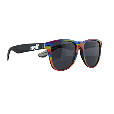 Neff Headwear Daily Sunglasses Whatever Rasta Glasses