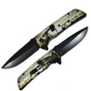 "PK 1734-B 4"" Blue Sky Oil Field Handle Spring Assist Folding Knife"