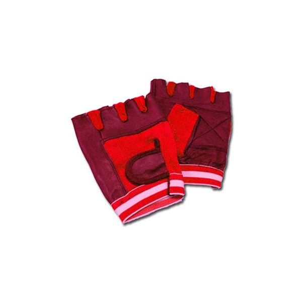 309-RD - Red Weight Lifting Gloves
