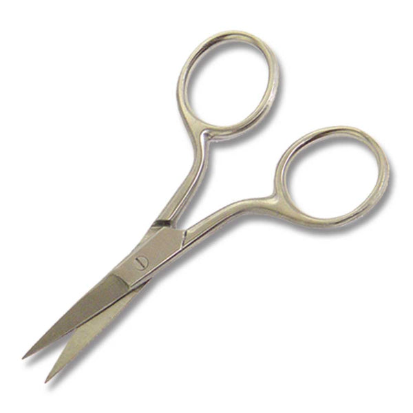 "RI 519-B 3.5"" Straight Mustache Scissors"