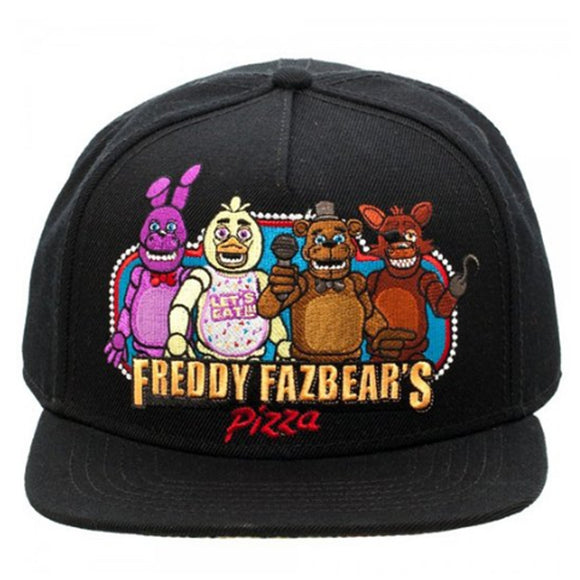 Five Nights at Freddy's Pizza Snapback Youth Hat