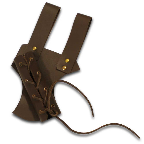SE 7061 Brown Leather Sword Frog