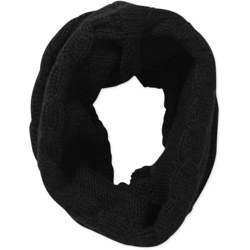 Women's Faded Glory Chunky Knit Cowl Fashion Scarf