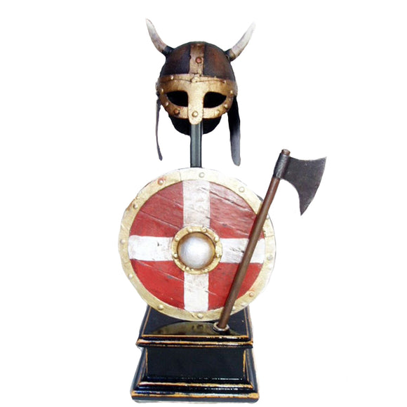 ST 0633 Viking Decorative Display Set