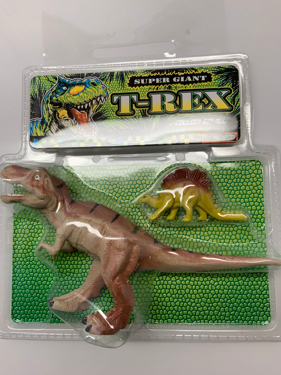 T-Rex Super Giant Double Figure Dinosaur Toy