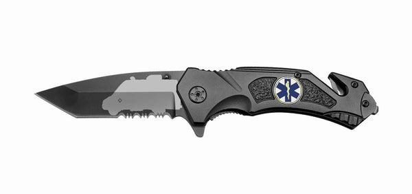 "TD 941-EMS 4.5"" EMS Folding Knife"