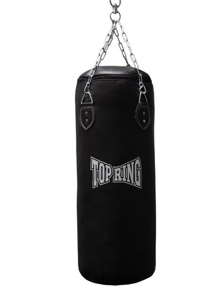 TRHB 50LBS Top Ring All Leather Punching Bags
