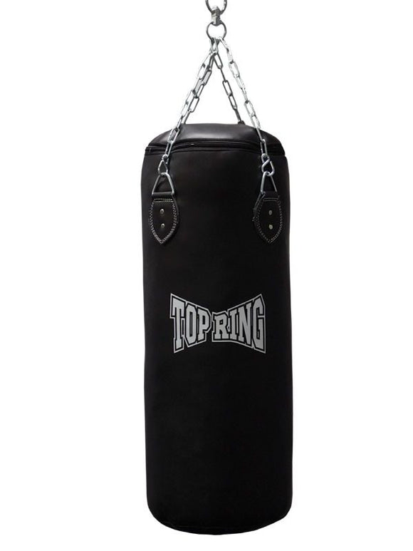 TRHB 100LBS Top Ring All Leather Punching Bags
