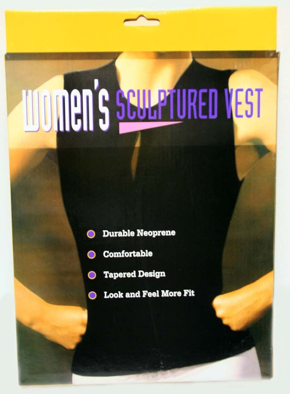 WNV 222 Sculpted Neoprene Women's Vest