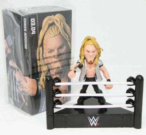 WWE Chris Jericho Y2j Figure Exclusive Slam Stars Series 3 Collectible Figure 3D Standee