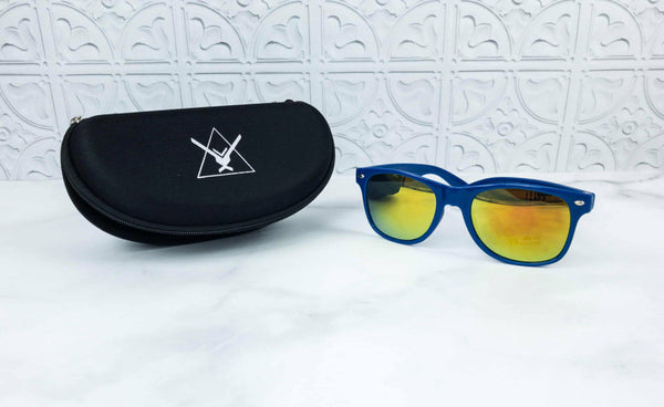 Blue Halo Carter-A259 Visor Sunglasses Loot Crate Exclusive