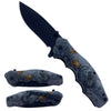 "KS 1339-BR 4.5"" Bear Mountain Range Assist-Open Folding Knife"