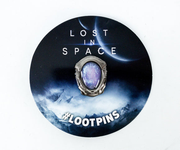 Lost In Space Pin Loot Crate Exclusive