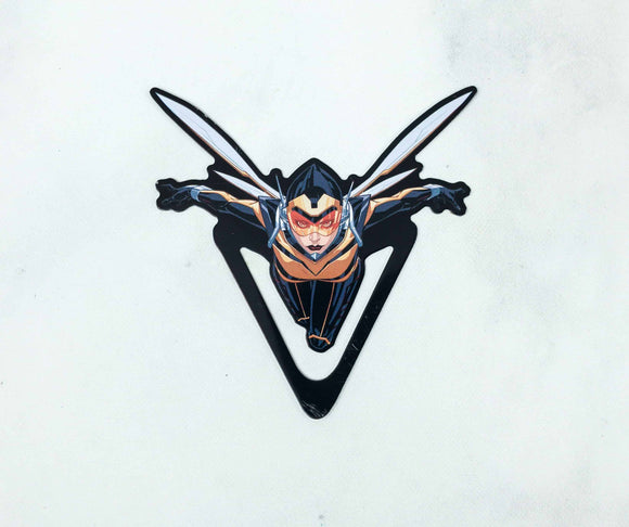 Marvel Comics The Wasp Book Mark