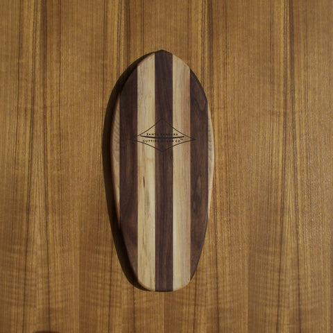 "Long Beach 16"" Paipo Cutting Board & Serving Platter"