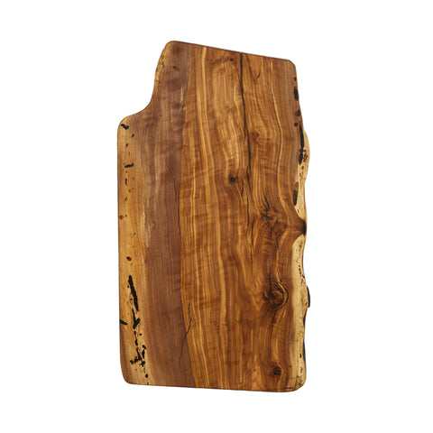 "LIMITED EDITION: ""Beauty From the Ashes"" Extra Large Charcuterie Olive Board #10 (Size: 12"" x 21"")"