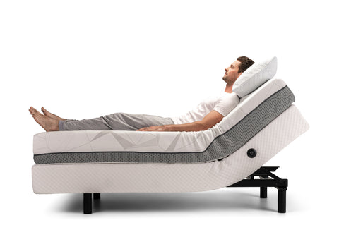 Adult Single Fusion Adjustable Massage Bed
