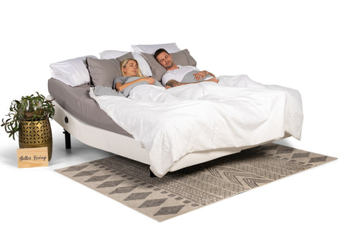 Cali King Fusion Adjustable Massage Bed