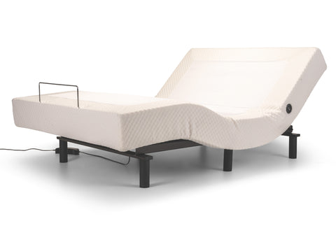 Double Fusion Adjustable Massage Bed