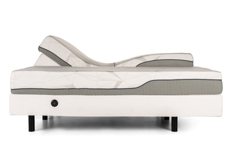 Dual Queen Fusion Adjustable Massage Bed