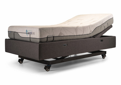 Hi-Lo Adjustable Fusion Massage Bed
