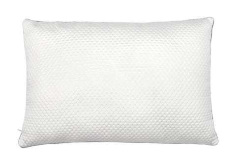 Reversible Cool Warm Fabric Memory Foam Pillow