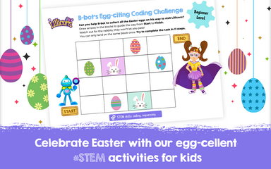 Easter STEM Activities for Kids