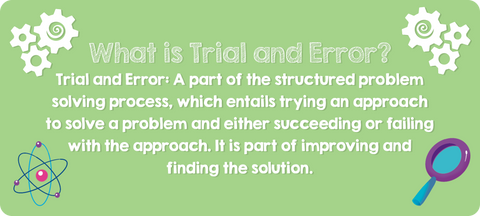 Definition: what is trial and error