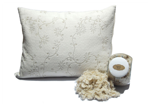 Natural Pillows: The Comfort of a Kapok Pillow