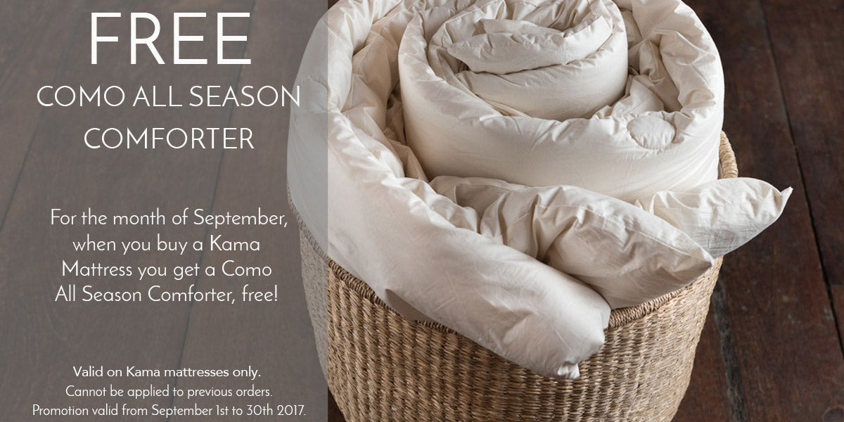 Satara-Home-Sleeptek-Mattress-Free-Comforter-September-Promo