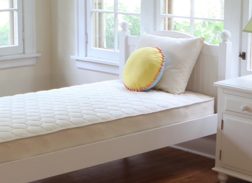 Naturepedic Quilted Deluxe Organic Kid's Mattress