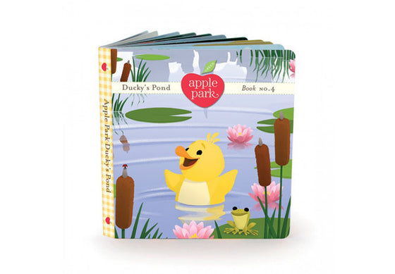 Apple Park Book 4 Ducky's Pond