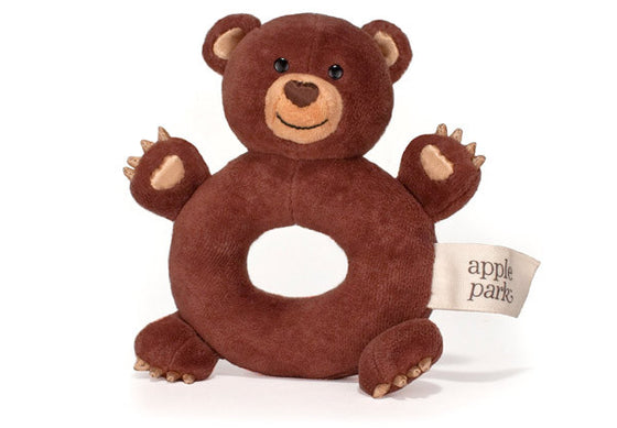 Apple-Park-Woodland-Pal-Soft-Organic-Teething-Toy-Cubby