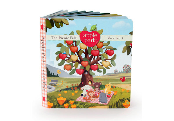 Apple Park Book #1 - The Picnic Pals