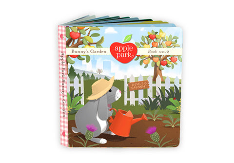 Apple Park Book #2 - Bunny's Garden