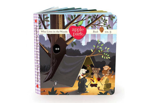 Apple Park Book #3 - Who Lives in the Woods