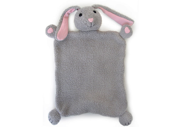 Apple Park Picnic Pal Blankie - Bunny