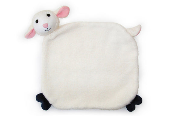 Apple Park Picnic Pal Blankie - Lamby