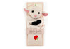 Apple Park Picnic Pal Blankie - Lamby in Package