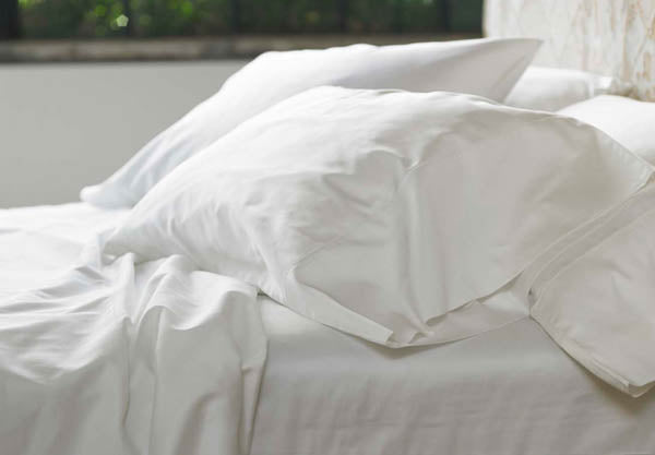 Coyuchi Organic Cotton Sateen Sheets