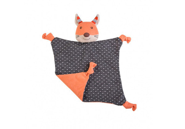 Apple Park Frenchy Fox Love Blankie