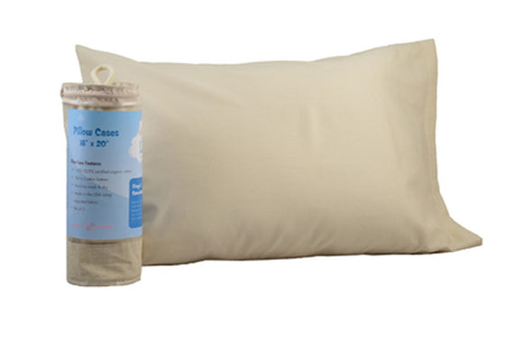 Little Lamb Organic Cotton Pillowcases